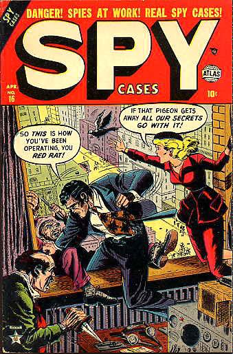 Spy Cases Vol 1 16