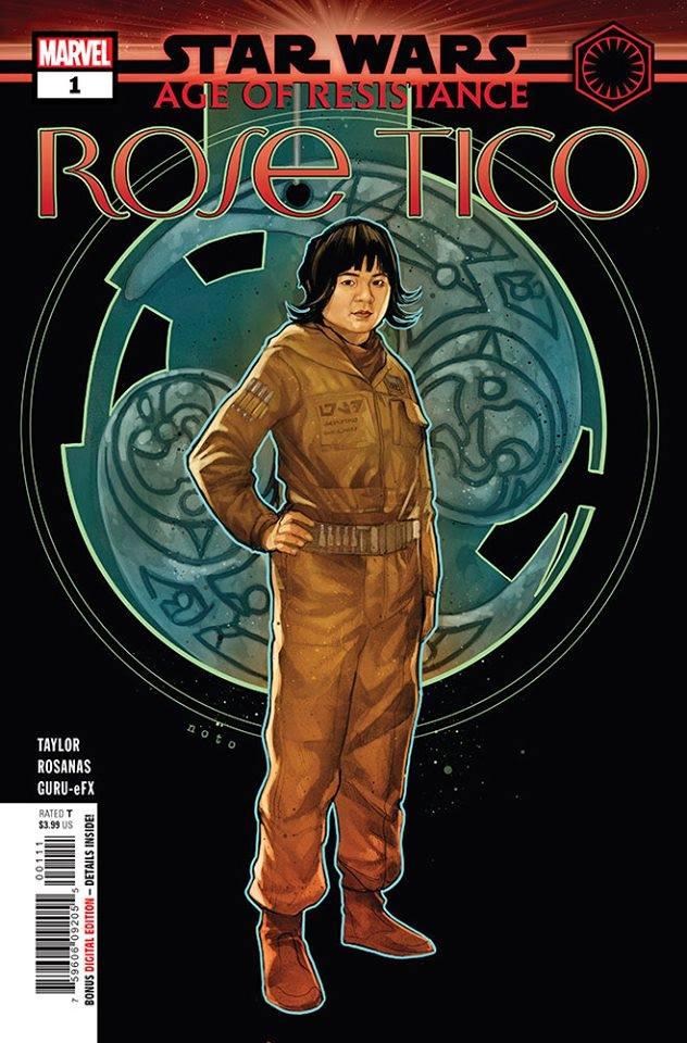 Star Wars: Age of Resistance - Rose Tico Vol 1 1
