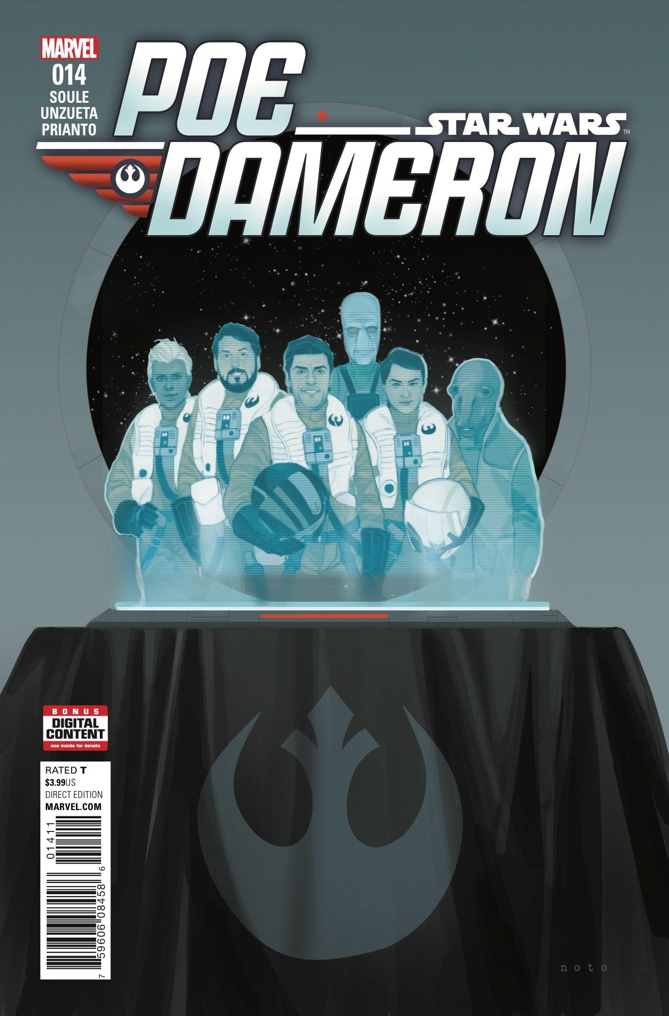 Star Wars: Poe Dameron Vol 1 14