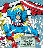 Steven Rogers (Earth-616) from Tales of Suspense Vol 1 59 0001