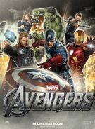 The Avengers (film) poster 010