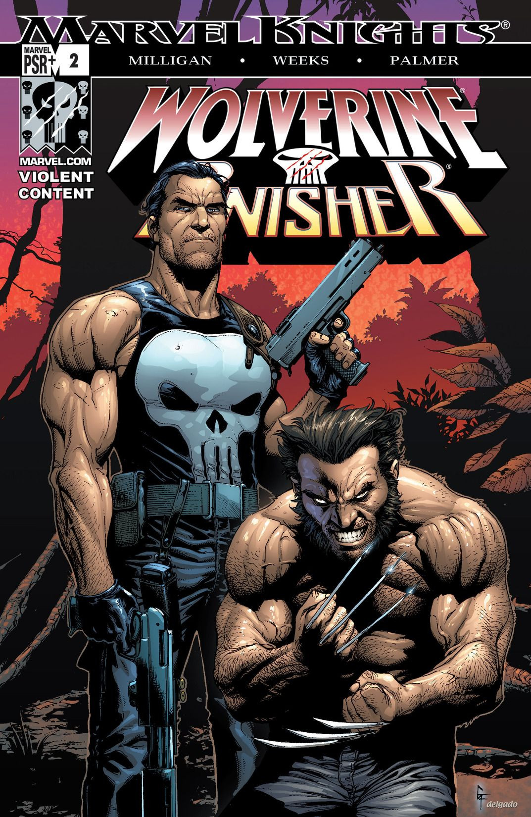 Wolverine/Punisher Vol 1 2