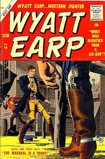 Wyatt Earp Vol 1 14
