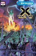 X-Factor Vol 4 4 Silva Variant