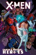 X-Men Earth's Mutant Heroes Vol 1 1