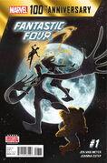 100th Anniversary Special - Fantastic Four Vol 1 1