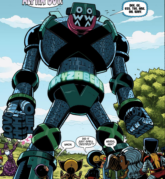 Alpha-Bot (Mojoverse)