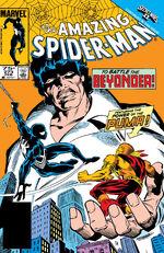 Amazing Spider-Man Vol 1 273