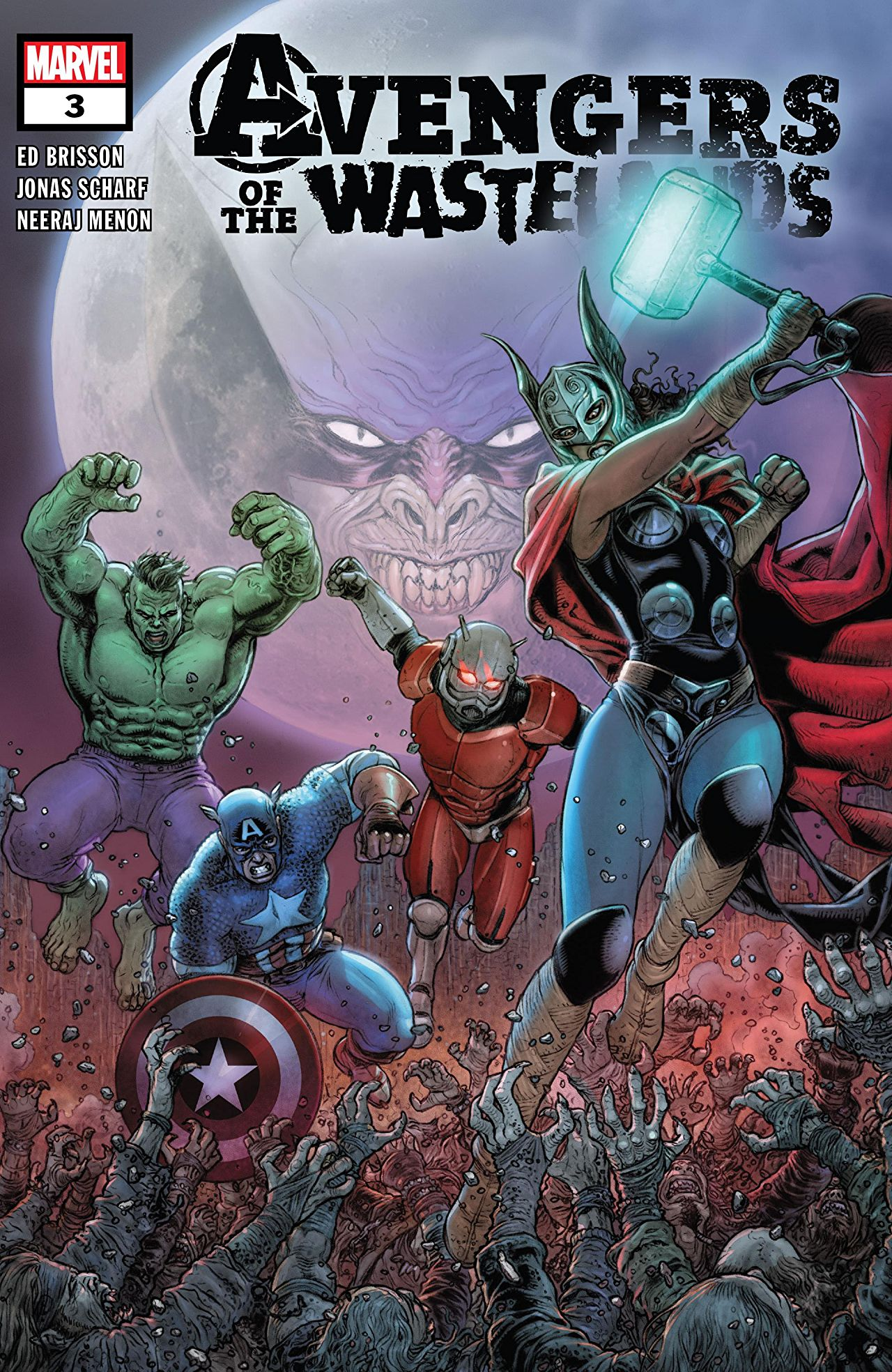 Avengers of the Wastelands Vol 1 3