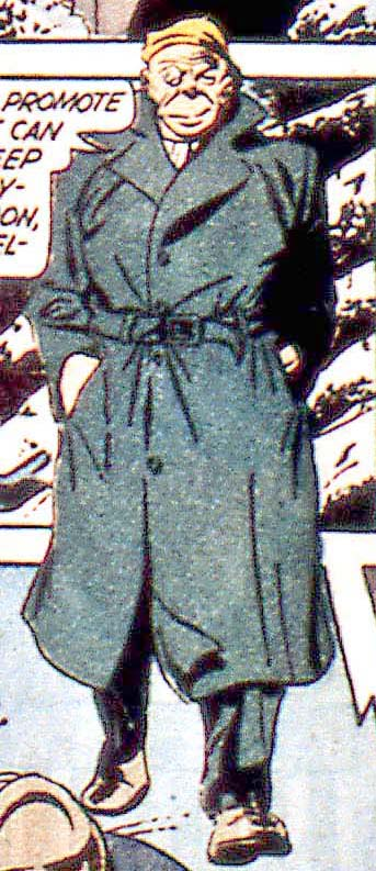 Baron von Hartmann (Earth-616)
