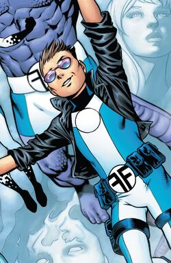 Bentley Wittman (Clone) (Earth-616) from Future Foundation Vol 1 1 cover 0001.jpg