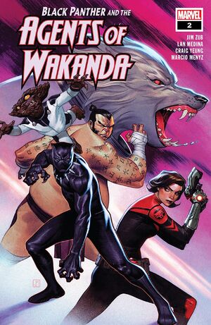Black Panther and the Agents of Wakanda Vol 1 2.jpg