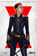 Black Widow (film) poster 012