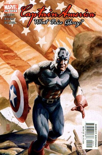 Captain America: What Price Glory? Vol 1 2