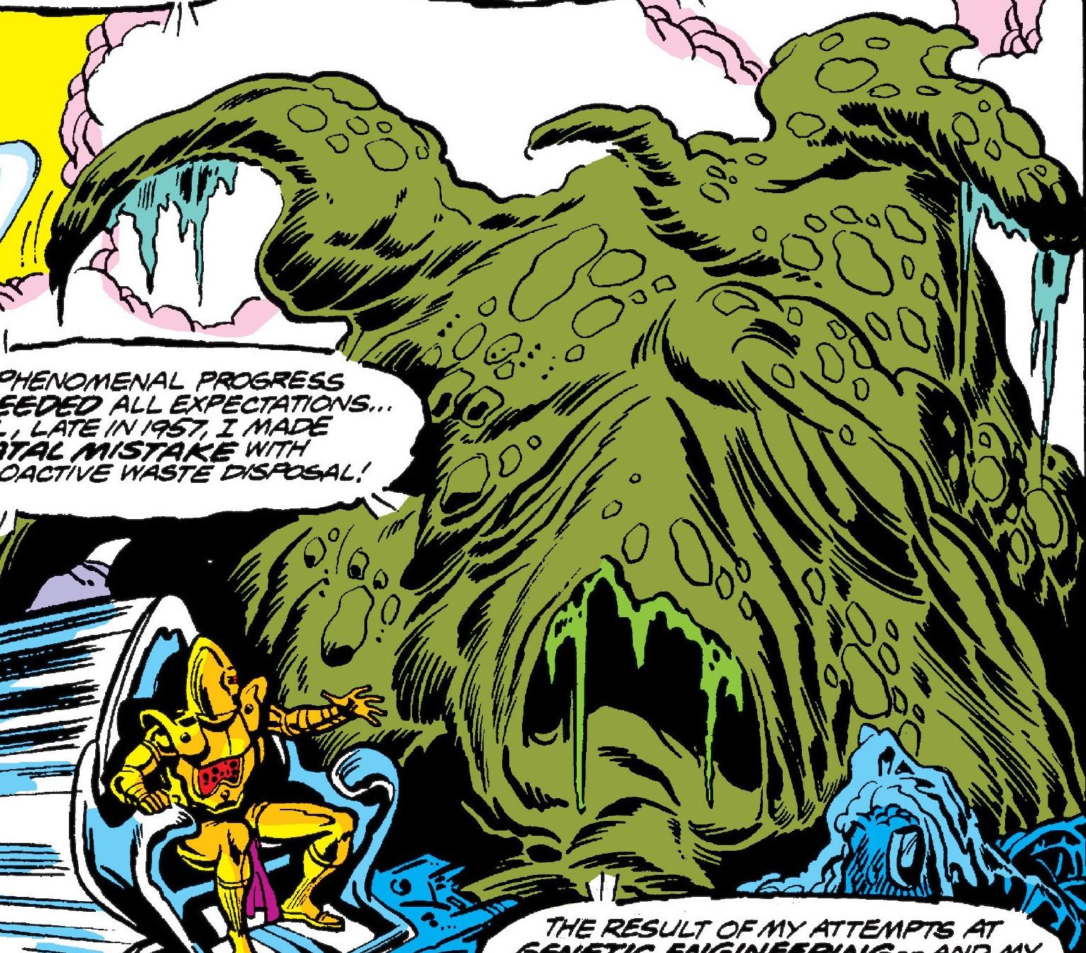 Giant Amoeba (Earth-616)