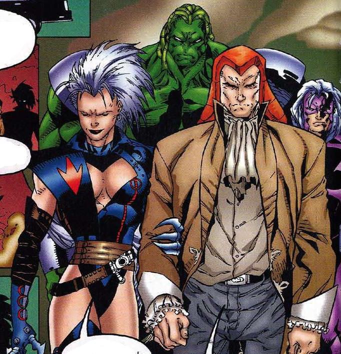 Hellgate's Servants (Earth-616)