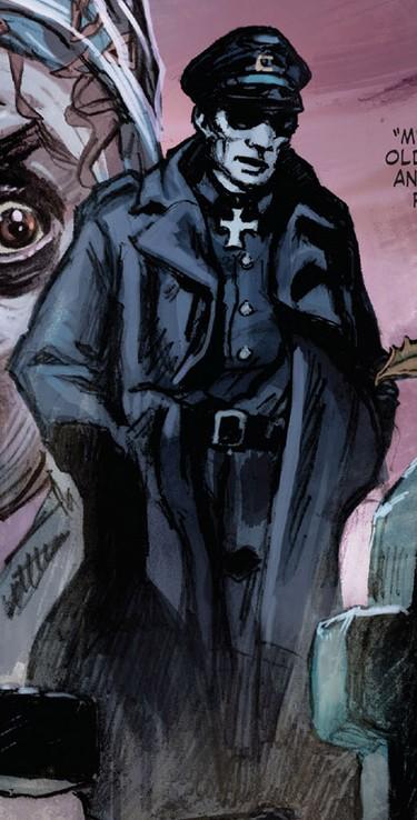Helmut von Schuler (Earth-616)