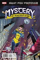 Hunt for Wolverine Mystery in Madripoor Vol 1 3
