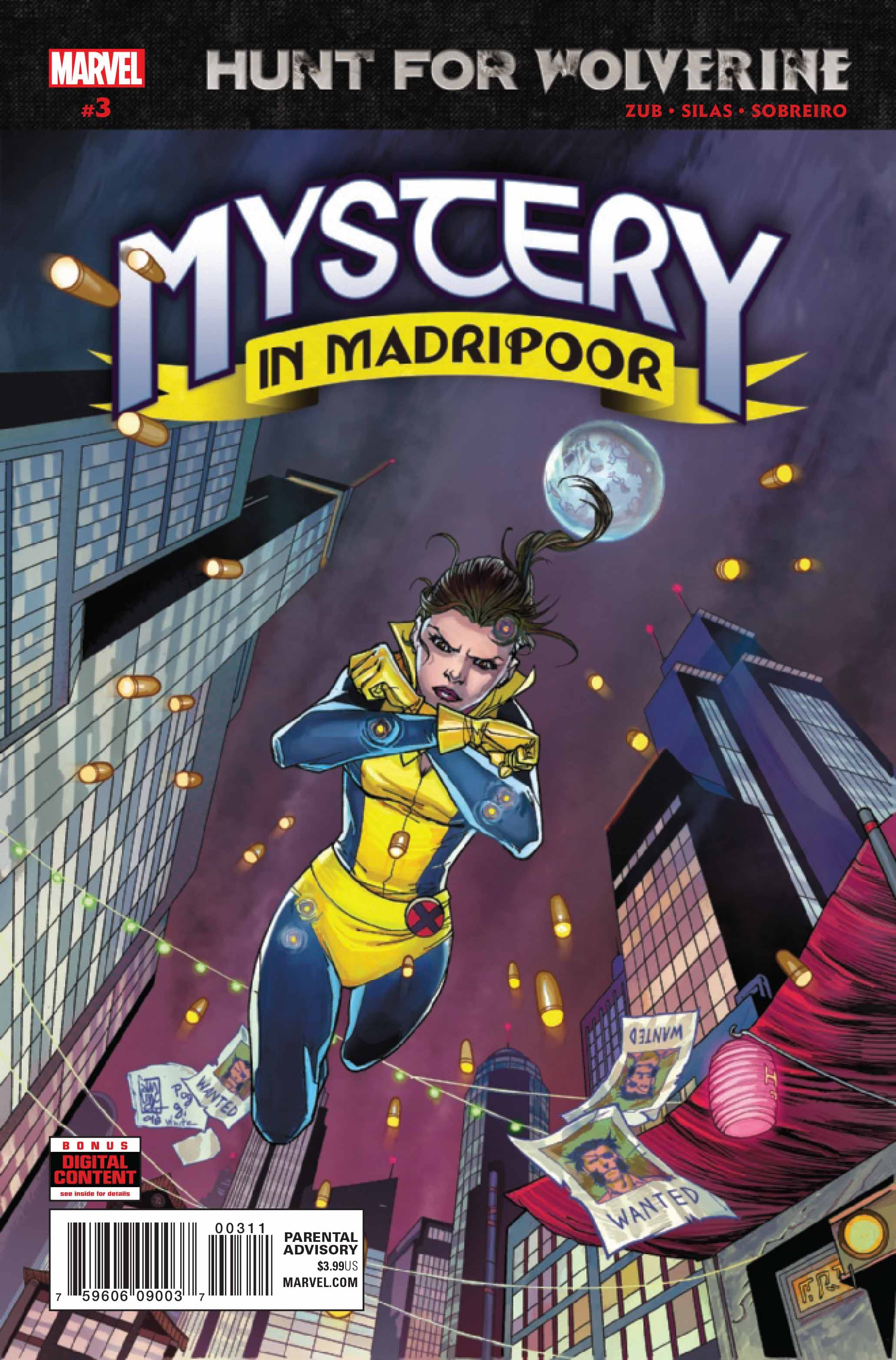 Hunt for Wolverine: Mystery in Madripoor Vol 1 3