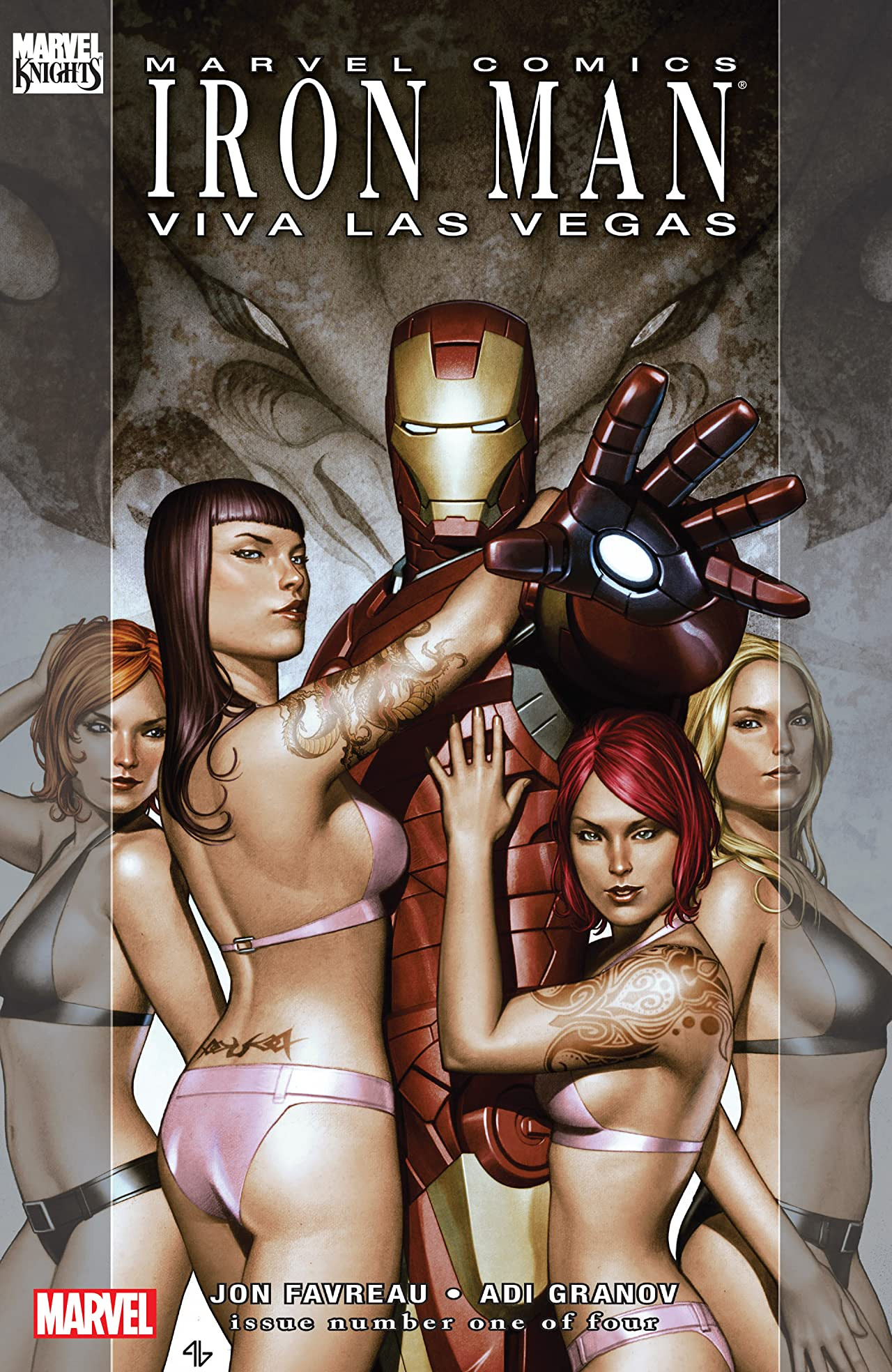 Iron Man: Viva Las Vegas Vol 1 1