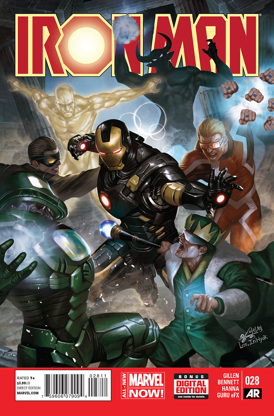 Iron Man Vol 5 28