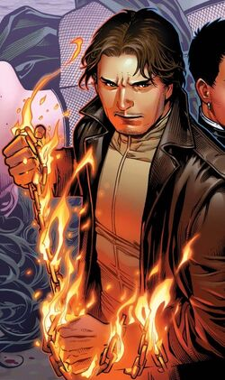 James Taylor James (Earth-616) from Secret Warriors Vol 1 15 Cover.jpg