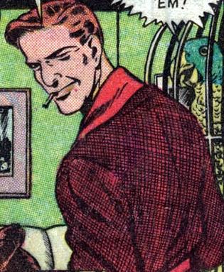 Jim Hall (Earth-616)