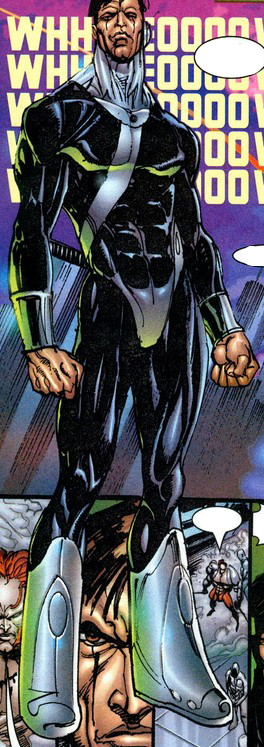 Joe Spencer (Earth-616)