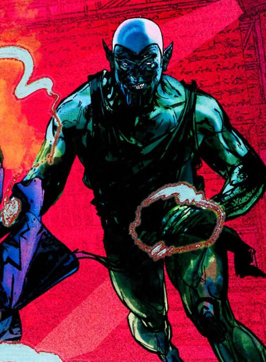 Koru Kaviti (Earth-616)