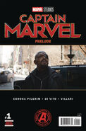 Marvel's Captain Marvel Prelude Vol 1 1