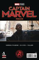 Marvel's Captain Marvel Prelude Vol 1 1