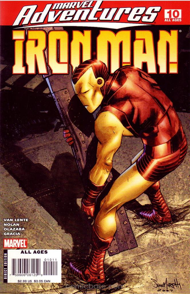 Marvel Adventures: Iron Man Vol 1 10