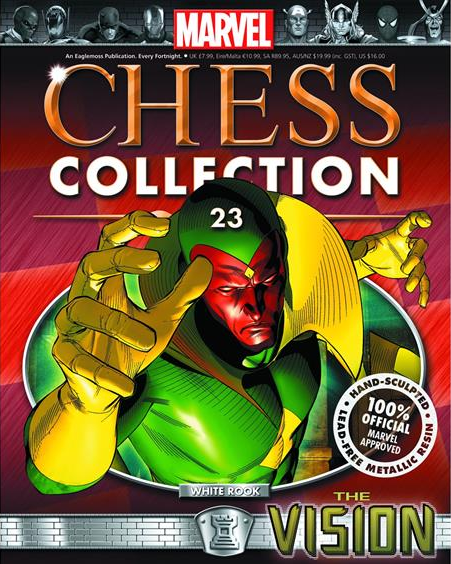 Marvel Chess Collection Vol 1 23