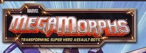 Marvel MegaMorphs: Spider-Man Vol 1