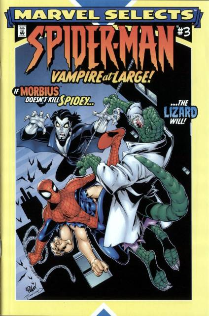 Marvel Selects: Spider-Man Vol 1 3