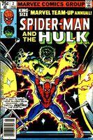 Marvel Team-Up Annual Vol 1 2