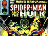 Marvel Team-Up Annual Vol 1 2