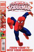 Marvel Universe Ultimate Spider-Man Vol 1 5