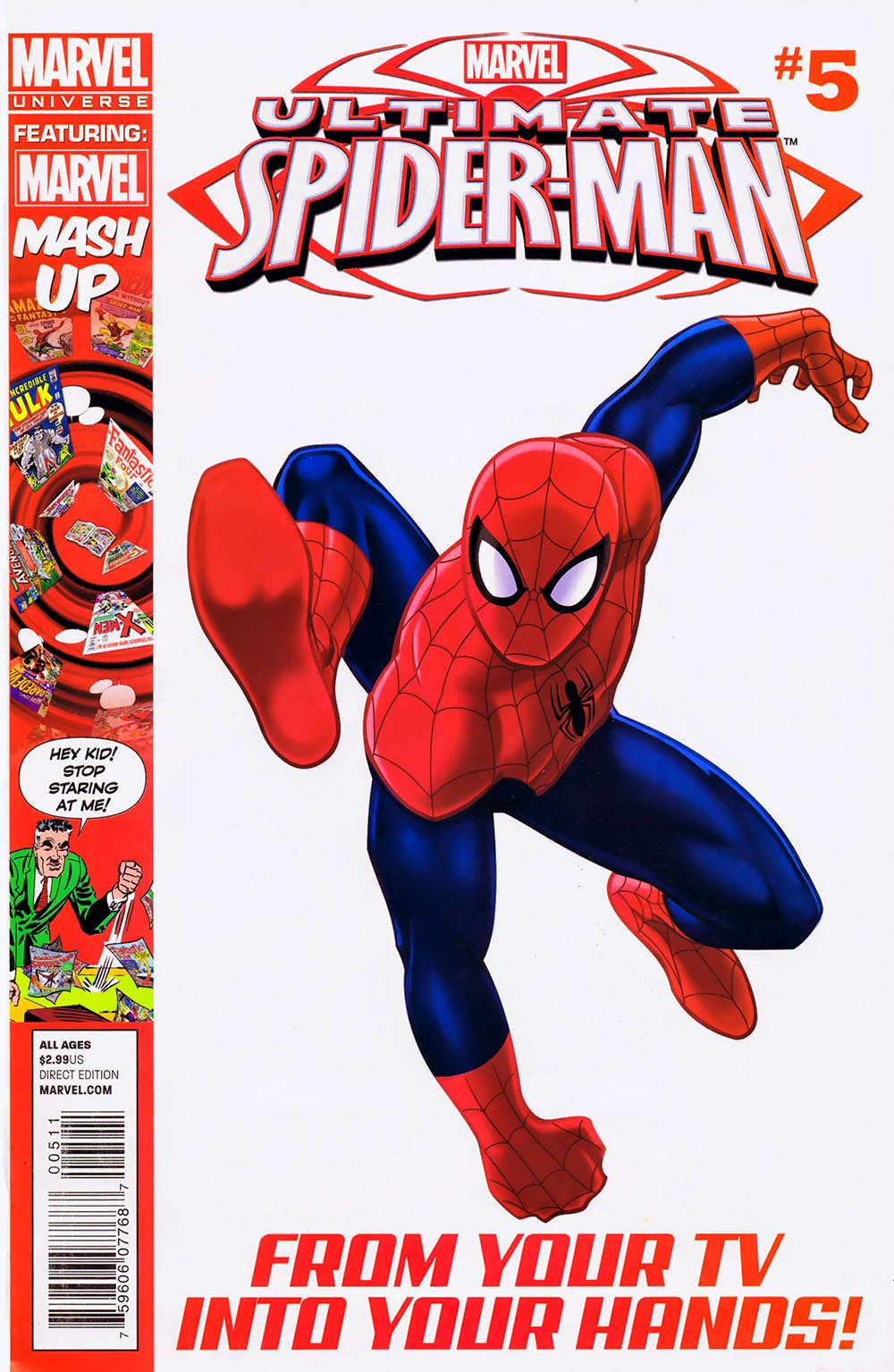 Marvel Universe: Ultimate Spider-Man Vol 1 5