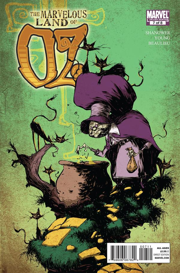 Marvelous Land of Oz Vol 1 7