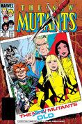 New Mutants Vol 1 32