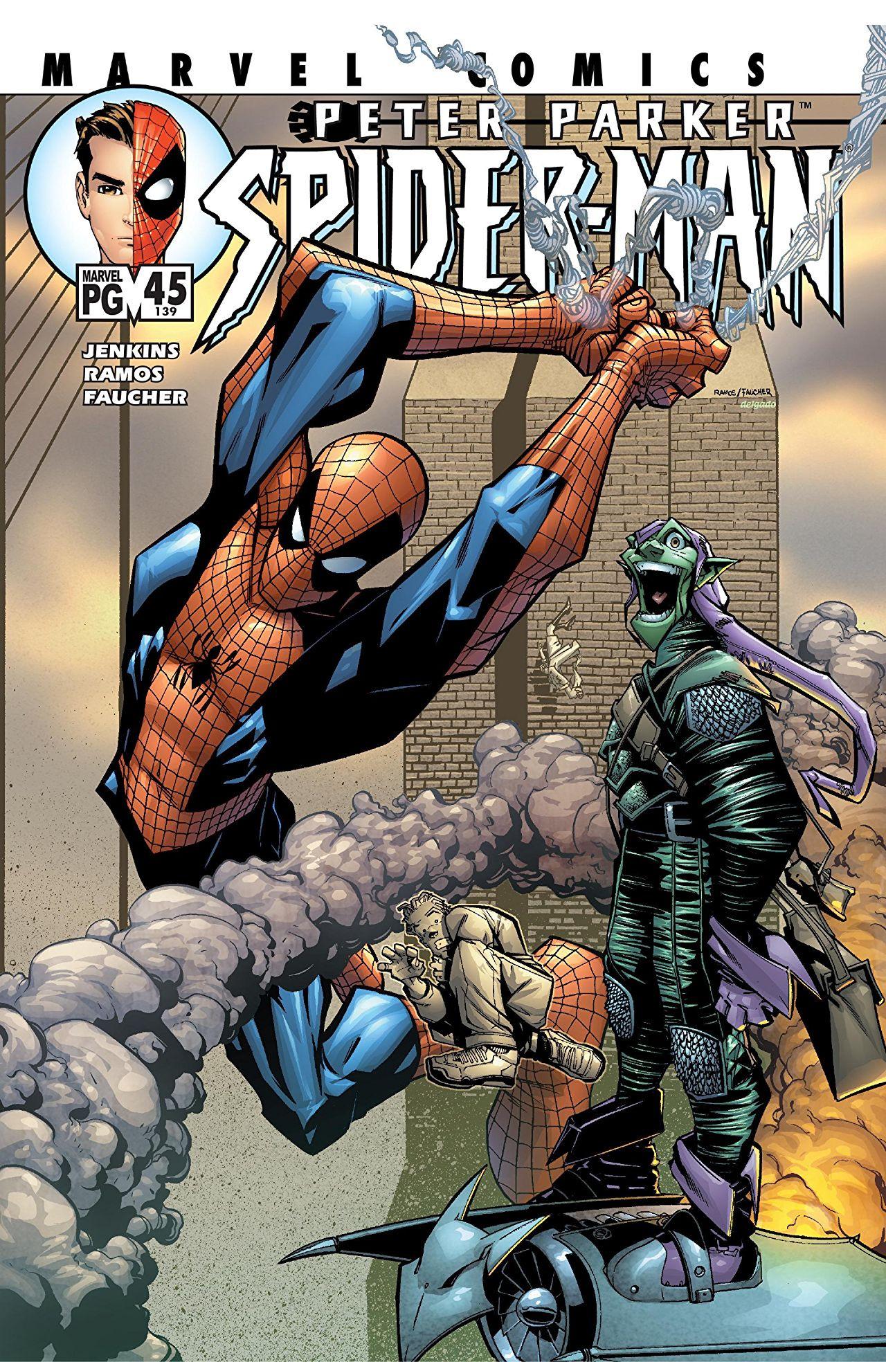 Peter Parker: Spider-Man Vol 1 45