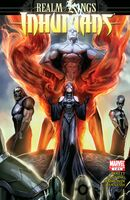 Realm of Kings Inhumans Vol 1 1