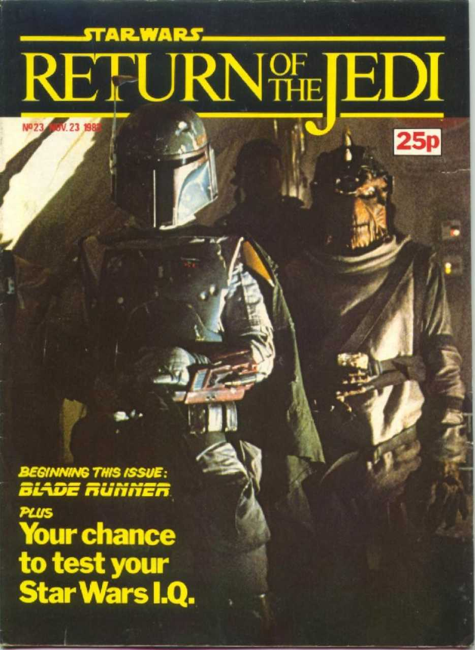 Return of the Jedi Weekly (UK) Vol 1 23