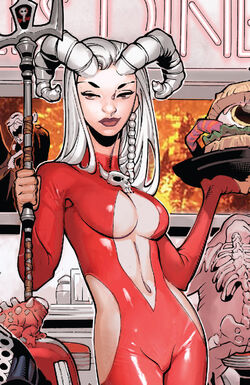 Satana Hellstrom (Earth-616) from Doctor Strange Vol 4 14 001.jpg