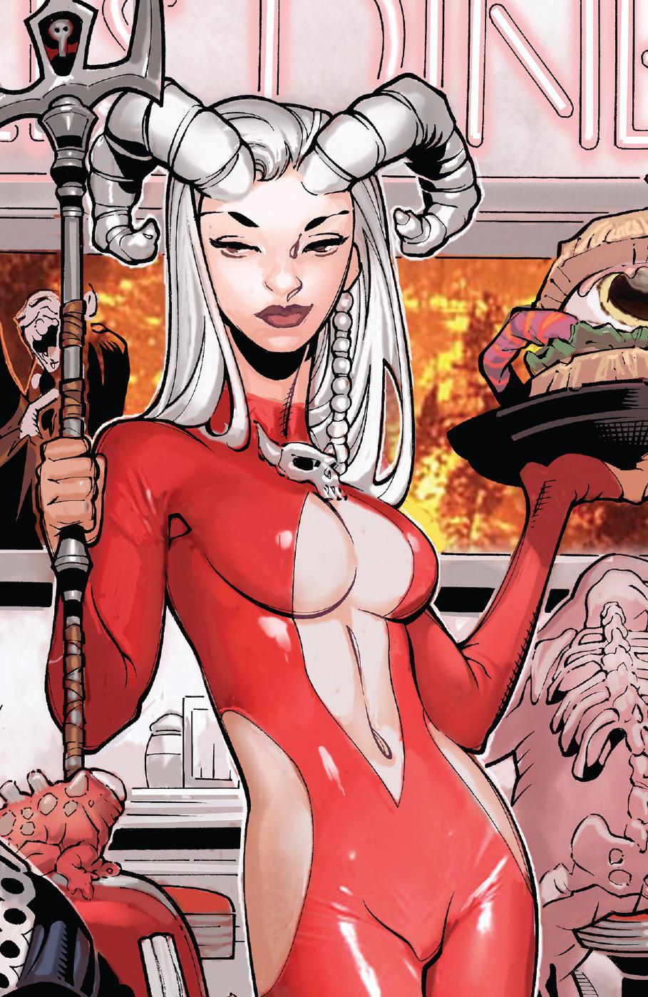 Satana Hellstrom (Earth-616)