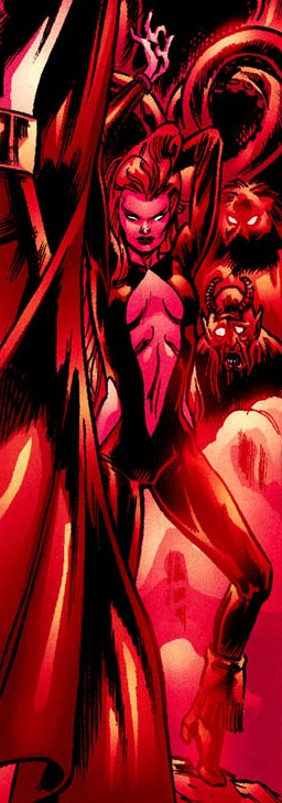 Satana Hellstrom (Earth-9997)