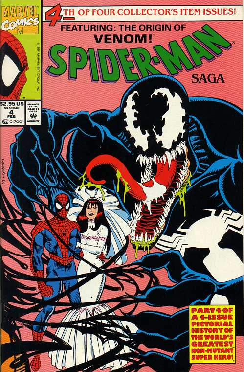 Spider-Man Saga Vol 1 4