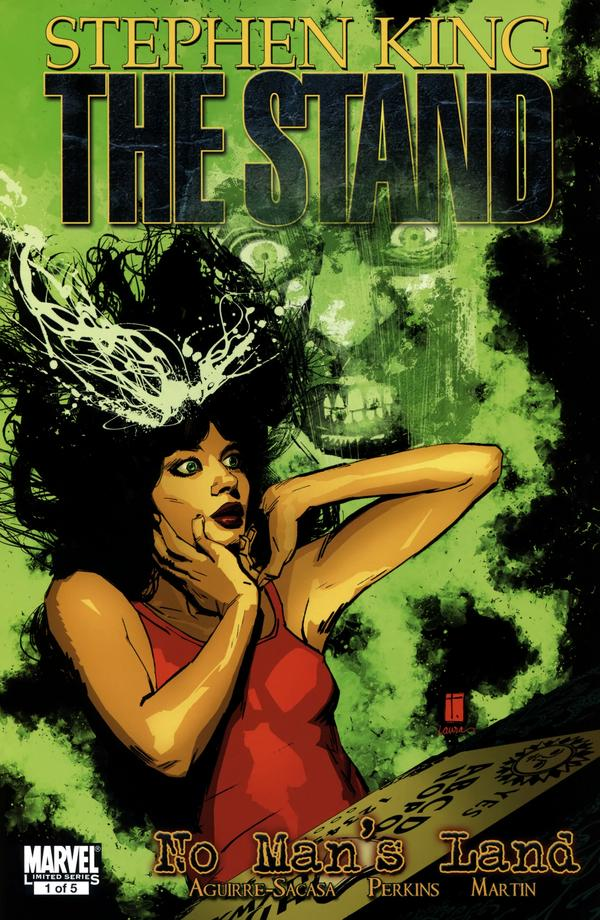 The Stand: No Man's Land Vol 1 1