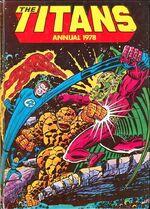Titans Annual 1978 Vol 1